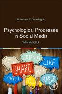 Psychological Processes in Social Media