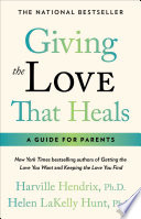 Giving The Love That Heals Book