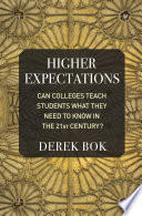 Higher Expectations Book PDF