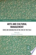 Arts And Cultural Management PDF