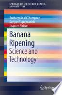 Banana Ripening Book