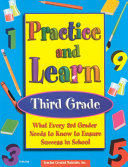 Practice and Learn-Third Grade