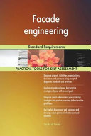 Facade Engineering Standard Requirements Book