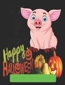 Happy Halloween  Cursive Handwriting