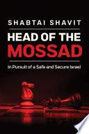 Head of the Mossad