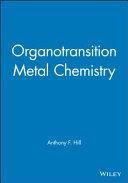 Organotransition Metal Chemistry Book PDF