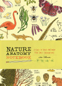 Nature Anatomy Notebook Book
