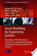 Smart Modelling for Engineering Systems