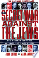 The Secret War Against the Jews Book