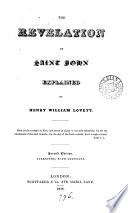 The Revelation Of Saint John Explained