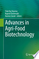 Advances in Agri Food Biotechnology Book