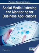 Social Media Listening and Monitoring for Business Applications Book