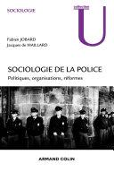 Pdf Sociologie de la police Telecharger