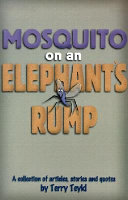 Mosquito on an Elephants Rump