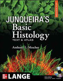 Junqueira s Basic Histology  Text and Atlas  12th Edition   Text and Atlas Book