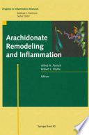 Arachidonate Remodeling And Inflammation Book PDF