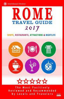 Rome Travel Guide 2017
