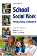 School Social Work  Eighth Edition Book