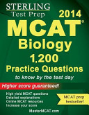 Sterling MCAT Biology Practice Questions