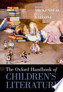 Cover of The Oxford Handbook of Children's Literature