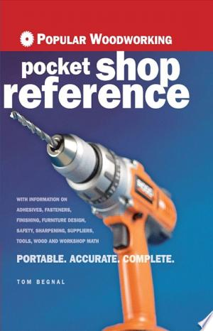 Free Download Popular Woodworking Pocket Shop Reference PDF - Writers Club