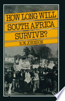 How Long Will South Africa Survive