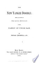 The New Yankee Doodle Book