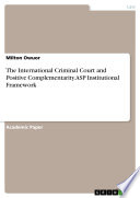 Complementarity In The Line Of Fire [Pdf/ePub] eBook