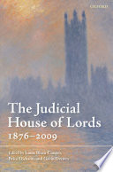 The Judicial House of Lords Online Book