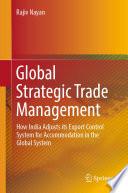 Global Strategic Trade Management