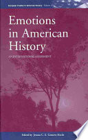 Emotions in American History