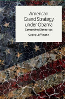 American Grand Strategy under Obama Pdf/ePub eBook