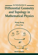 An Introduction to Differential Geometry and Topology in Mathematical Physics Pdf/ePub eBook