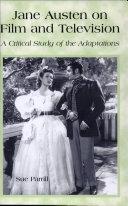 Jane Austen on Film and Television Pdf/ePub eBook
