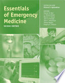 Essentials of Emergency Medicine Book