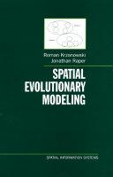 Spatial Evolutionary Modeling