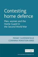 Contesting Home Defense