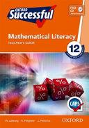 Books - Oxford Successful Mathematical Literacy Grade 12 Teachers Guide | ISBN 9780199043163