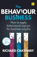 THE BEHAVIOUR BUSINESS Pdf/ePub eBook