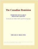 The Canadian Dominion  Webster s Korean Thesaurus Edition