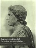 Jahrbuch des Kaiserlich Deutschen Archäologischen Instituts