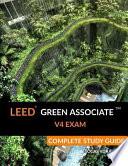 Leed Green Associate V4 Exam Complete