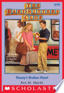The Baby Sitters Club 99 Stacey S Broken Heart