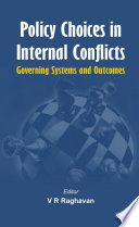 Policy Choices in Internal Conflicts
