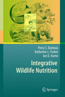 Integrative Wildlife Nutrition