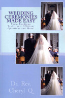 Wedding Ceremonies Made Easy