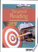 Targeted Reading Intervention Student Guided Practice Book Level 7