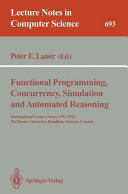 Functional Programming  Concurrency  Simulation and Automated Reasoning