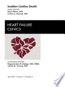 Sudden Cardiac Death, An Issue of Heart Failure Clinics