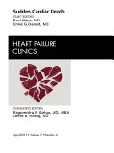 Pdf Sudden Cardiac Death, An Issue of Heart Failure Clinics